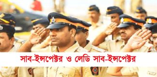 West Bengal Police Sub Inspector Syllabus 2021